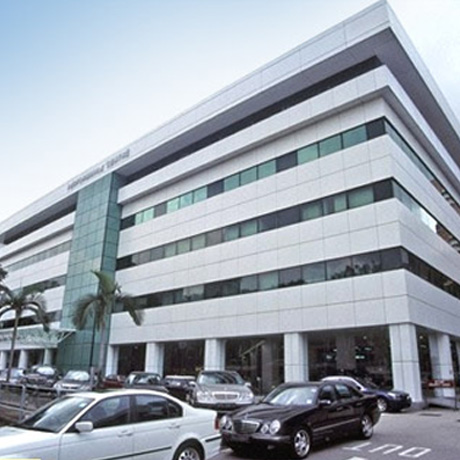 Singapore Sime Darby Business Centre