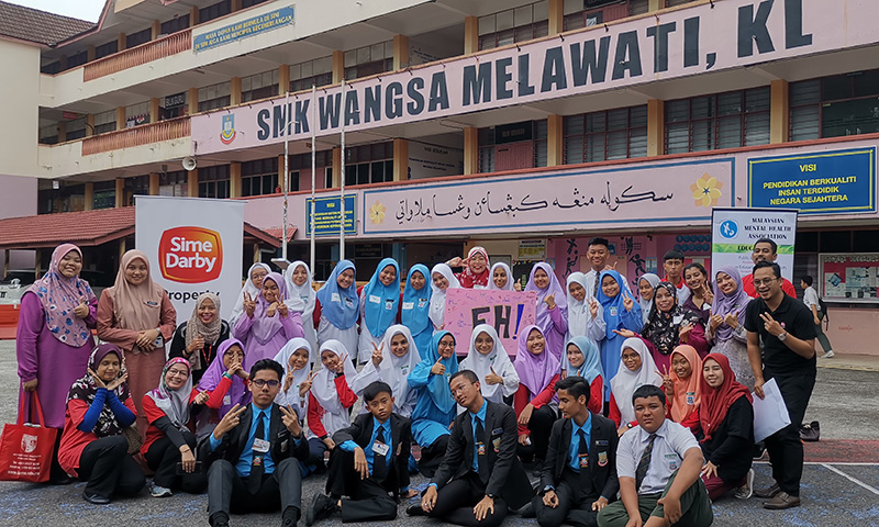 SMK wangsa Melawati image