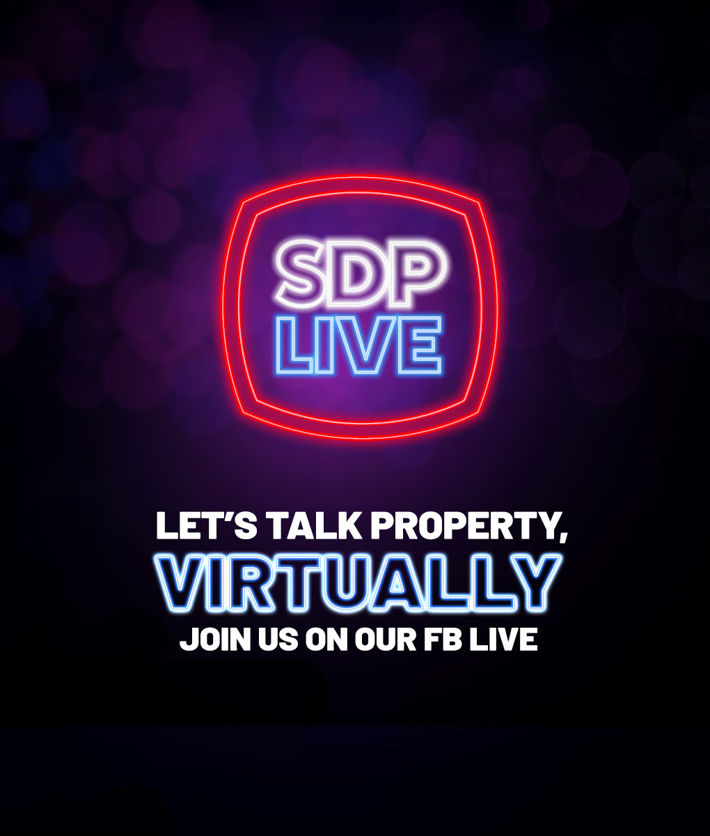 SDP Live - Let's Talk Property, Virtually
