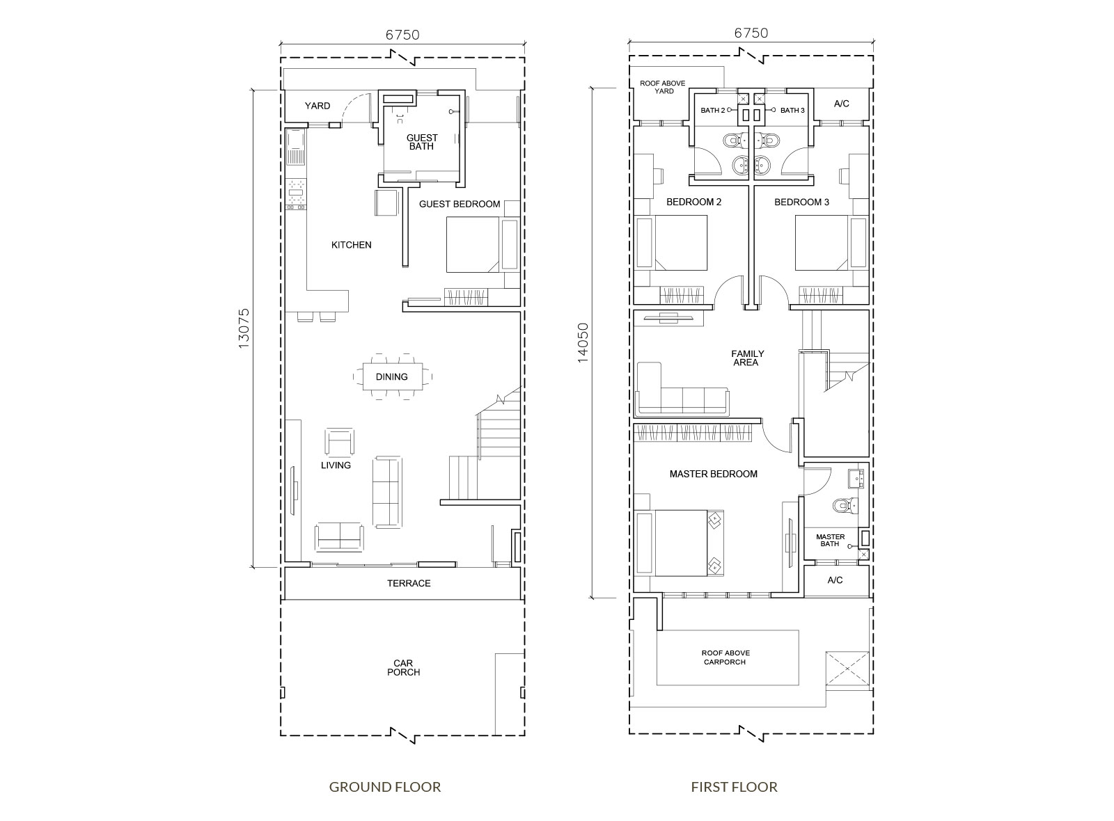 Casira 2 sime darby property for Floor plan cost estimator