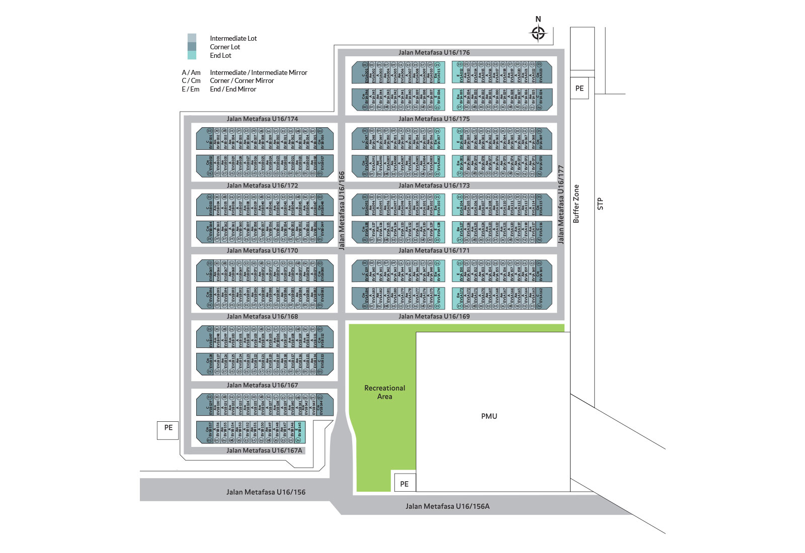 Elmina Valley 1 Sime Darby Property Corner Wire Diagram View Full Site Plan