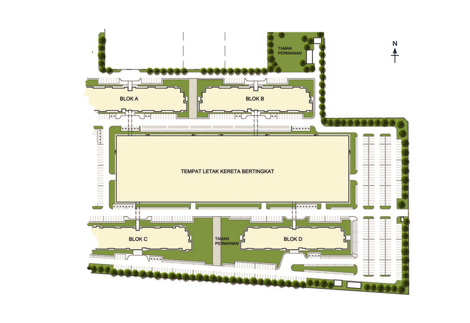 Harmoni 1 sime darby property site plan ccuart Gallery