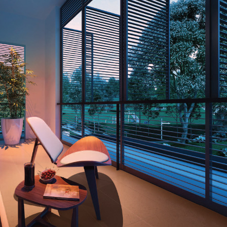Residential Spaces Designed To Create Living Areas That