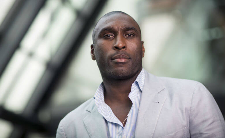 Meet and Greet with Sol Campbell
