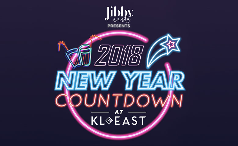 2018 New Year Countdown at KL East