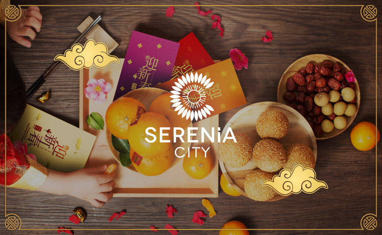 Celebrate Chinese New Year at Serenia City