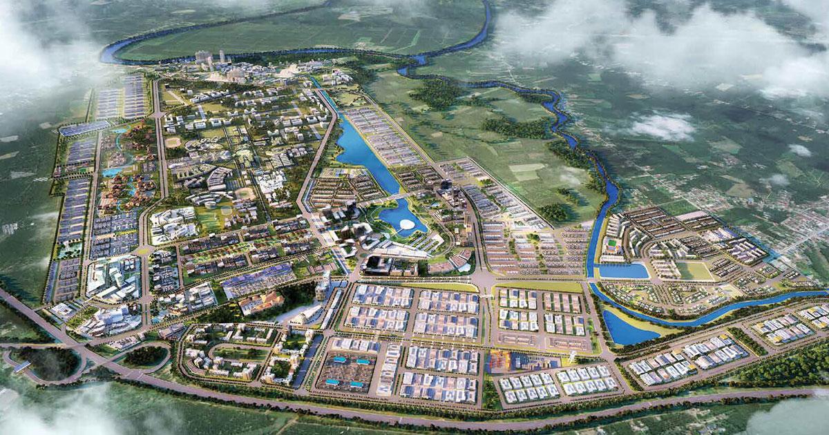 Bandar Universiti Pagoh | Sime Darby Property