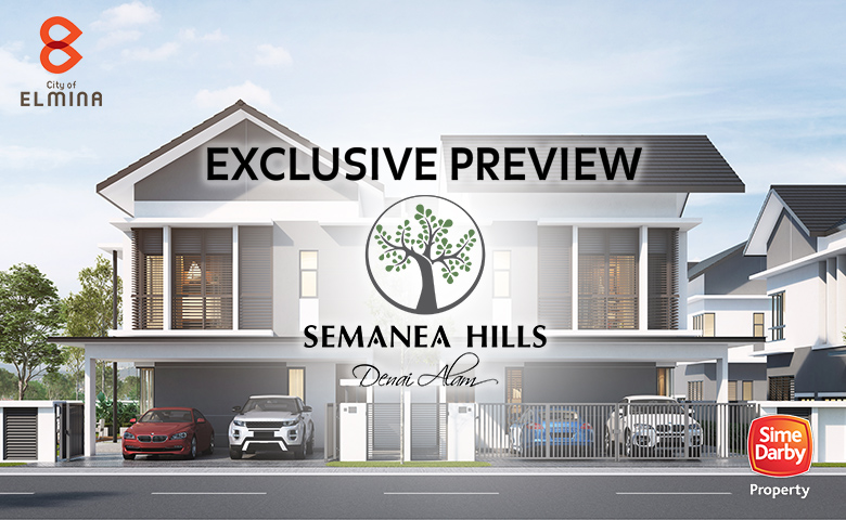 Exclusive Preview of Semanea Hills, Denai Alam