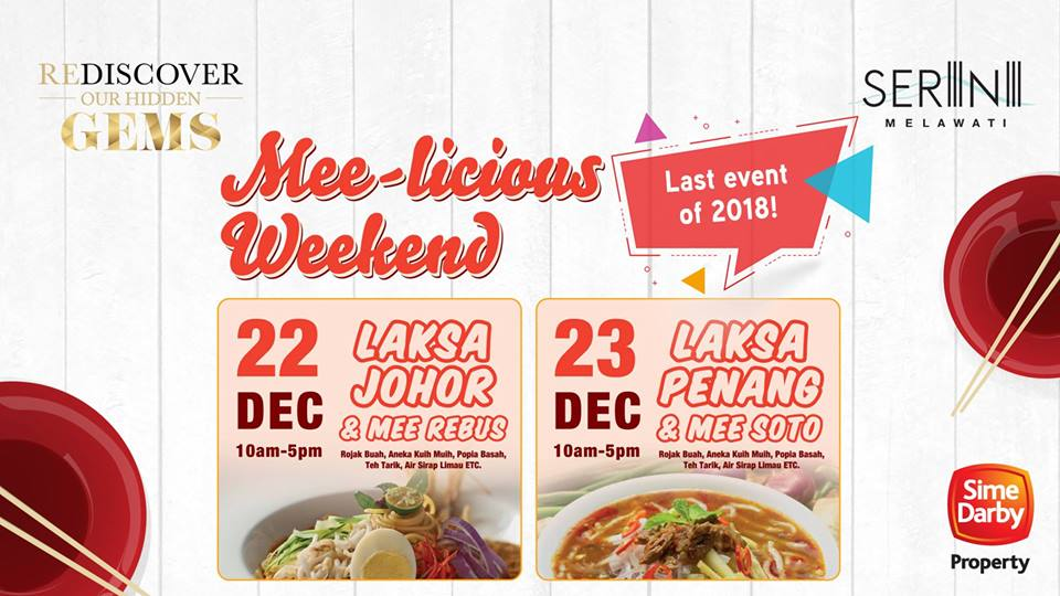 Serini Mee-licious Weekend